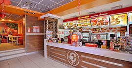Chicken HUT | Franchise Group